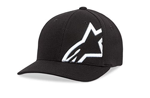 Alpinestars Corp Shift Mock Mesh Hat Gorra de béisbol, Negro (Black/White 1020), Large (Talla del Fabricante: LXL) para Hombre