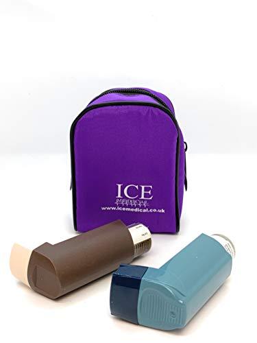 ICE Medical Inhaler Bag - Small (Purple)