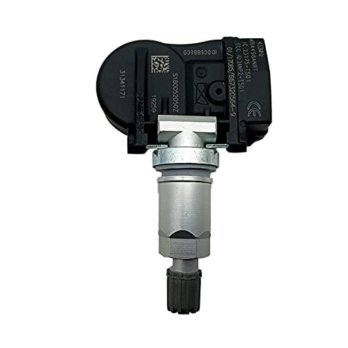 INPET 1 unids Sensor de presión de neumáticos TPMS 433 FIT para Volvo C30 C70 S40 S60 S70 S80 V40 V50 V60 V60 xc60 xc70 31341893 31341171 31414189 Sensores de presión de neumáticos de automóviles