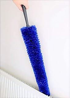 The Original Home Valet® Super Fluffy Flexible Microfibre Long Reach 80cm Radiator Brush