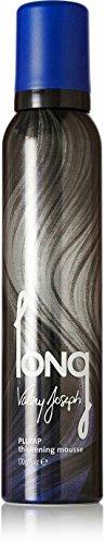 LONG BY VALERY JOSEPH Mousse Épaississante pour Cheveux