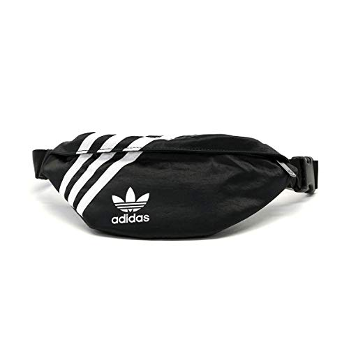 Adidas GD1649 WAISTBAG Nylon Running Belt Womens Black NS