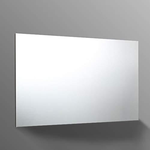 specchio da parete 60x120 SPECCHIO BAGNO 120X70 CM REVERSIBILE CON TELAIO A SUPPORTO