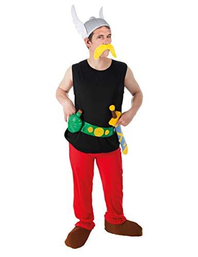 COOLMP Déguisement Astérix Adulte - Astérix et Obélix - Taille XL - Déguisement pour Adulte, Costume, soirée déguisée, Carnaval, Nouvel an, Anniversaire