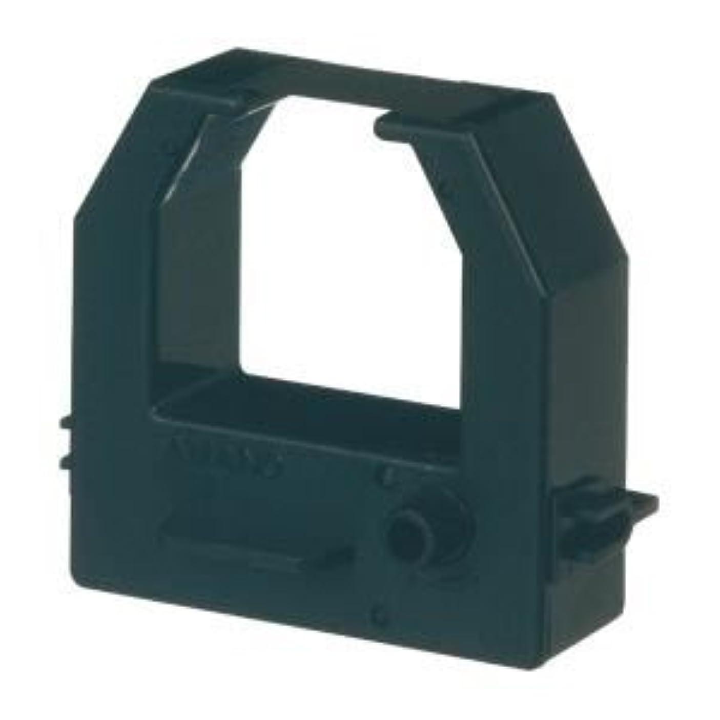 不合格奨励エキス(業務用セット) アマノ インクリボン CE-319250 黒 1個入 【×2セット】