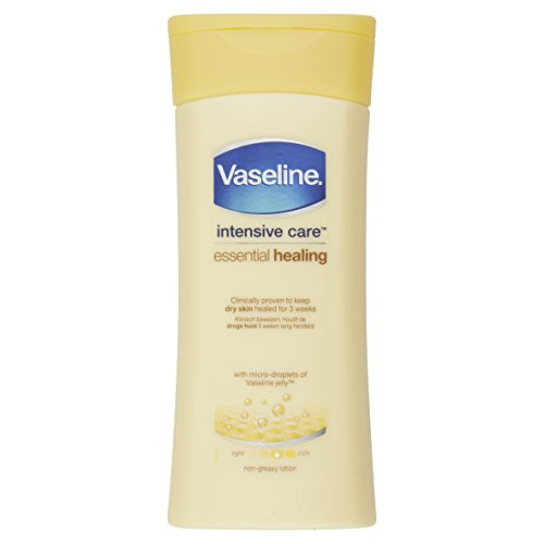 Vaseline Intensive Care Essential Healing Body Lotion, 200 ml