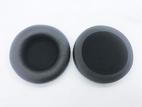 Vervanging eiwit kussen oorkussens oordop kopjes oorkussens kussensloop Voor JBL Synchros S700 s 700 Headset Hoofdtelefoon, black protein