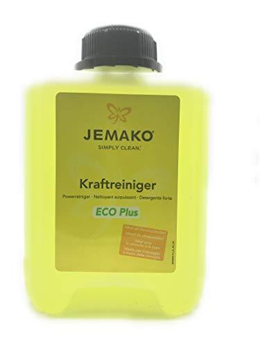 Jemako Kraftreiniger gelb ECO Plus, 2 Liter, Reiniger, Küche, DiWa Wäschenetz