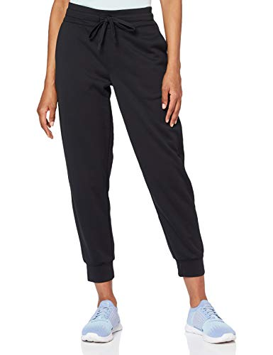 Under Armour Recovery Travel Track Pants, Black//Tonal, XX-Large