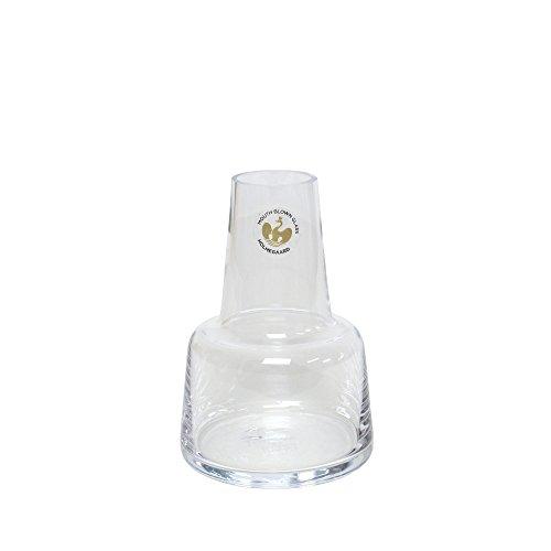 [ホルムガード]Holmegaard フローラ フラワーベース ミディアム クリアー H12 4340848 花瓶 [並行輸入品]