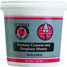 MEECO'S RED DEVIL 1354 Furnace Cement and Fireplace Mortar