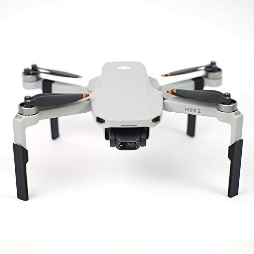 3dquad Piedi di atterraggio, telaio per drone DJI Mini 2, accessori (nero)
