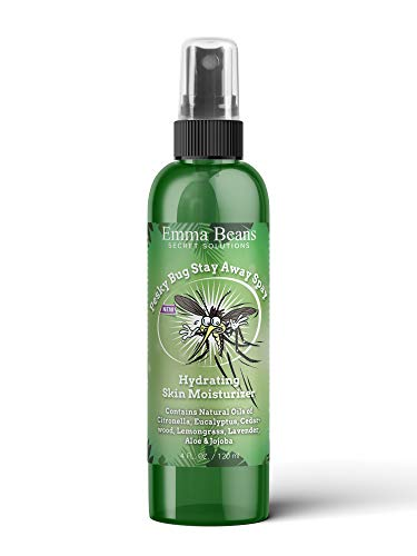 All Natural Pesky Bug Away Spray
