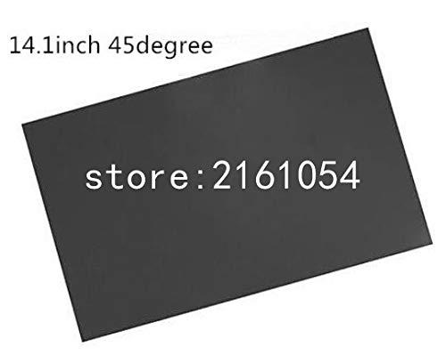 2sheets 14.1inch polarizing Film Sheet Polarizer Film for Laptop Screen Repair 135degree