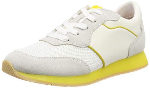 Marc Cain Damen Sneaker, Mehrfarbig (Sulphur 425), 41 EU