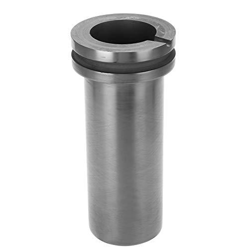 1kg / 2kg / 3kg alta purezza grafite crogiolo metallo fusione oro argento rottami forno colata stampo melt gioielli strumenti grafite fusione fusione lingotto stampo per oro metallo argento(2kg)