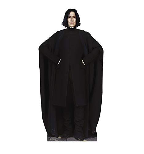 Advanced Graphics Professor Snape Life Size Cardboard Cutout Standup - Harry Potter and The Order of...