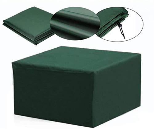 N / A Oxford copertura di mobili per antipolvere divano sedia del Rattan Cubo pioggia impermeabile giardino Patio esterno coperto 250 x 250 x 90 cm