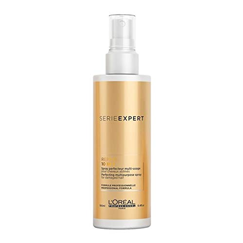 L'Oreal Serie Expert Absolut Repair Gold Quinoa + Protein Repair 10 in 1 Perfecting Spray 190 ml