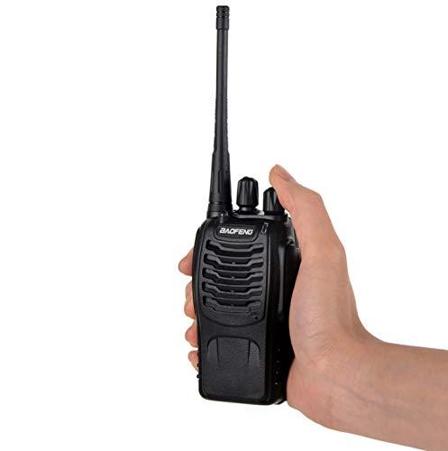 Lebron ray Wireless Profesional Walkie-Talkie De Alta Potencia De Largo Alcance De Doble Frecuencia De Doble Frecuencia Clara Manos Libres Reducción De Ruido De Llamadas