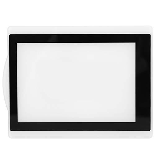 DAUERHAFT Folia ochronna na wyświetlacz LCD pyłoszczelna spawalnicza i automatyczna adsorpcja antystarzeniowa do Z6 / Z7