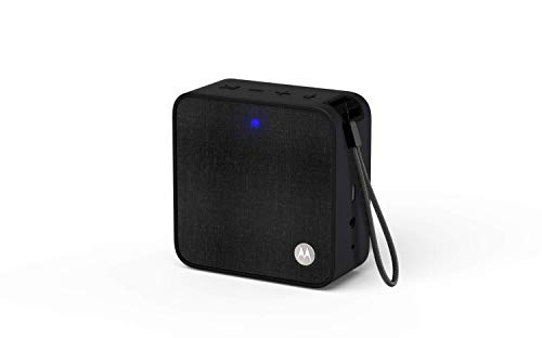 Motorola Sonic Boost 210 Smart Portable Wireless Bluetooth 3W Speaker and...
