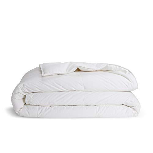 Brooklinen Down Comforter Queen / Full Duvet Insert, All-Season Warmth