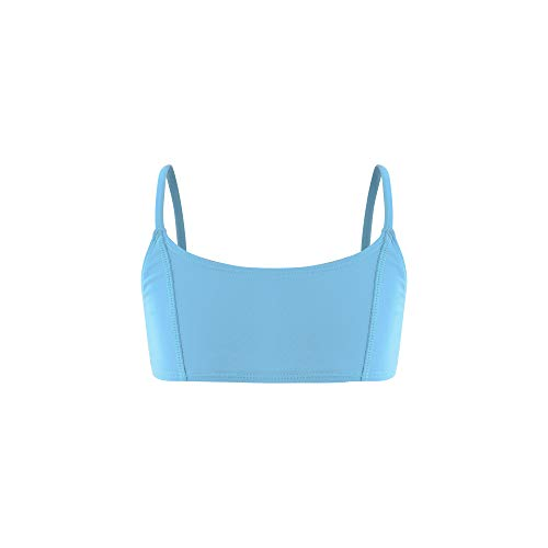 Eono Essentials 2-teiliges Bikini-Set für Mädchen, 14 Jahre
