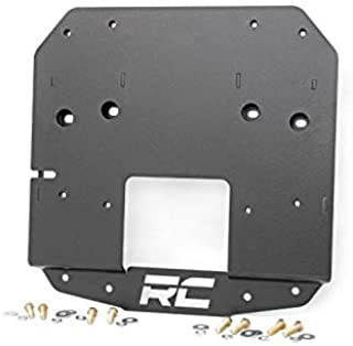 Rough Country Spare Tire Relocation Bracket for 18-2021 Jeep Wrangler JL - 10529