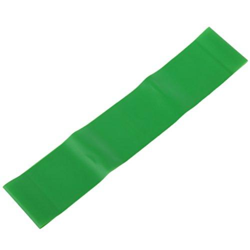 RG-FA Widerstandsband, Latex, Fitnessstudio, Krafttraining, Gummi-Schlaufen, elastisches Zugseil grün