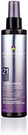 Pureology Colour Fanatic Leave in Conditioner Hair Treatment Detangling Spray 6 7 Ounces product image