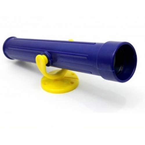 GK Teleskop/Fernrohr für Spielturm, blau