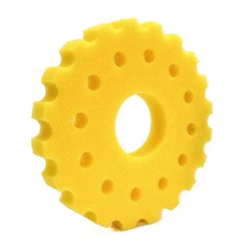 AquaOne Ersatzschwamm gelb für Druckteichfilter CPF CPA 20000/30000/50000/75000 Teichfilter Filter Teich