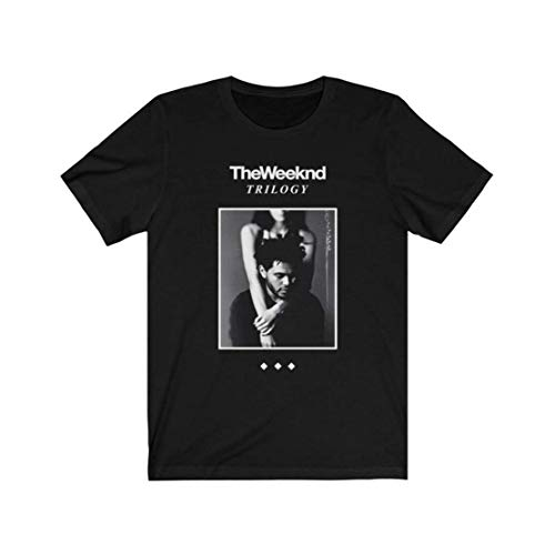 The W-eeknd Trilogy Premium Unisex Customized Gifts Unisex T-Shirt Tank Top Hoodie Longsleeve Sweatshirt African American Shirts