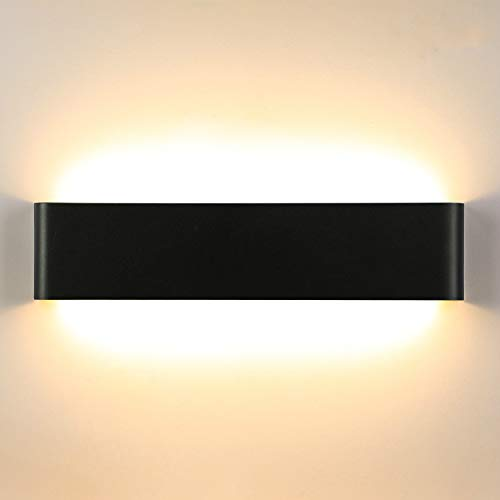 Apliques Pared Led Interior Negro apliques pared led  Marca Lightess