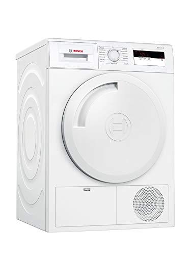 Bosch WTH83001 Serie 4 Wärmepumpen-Trockner / A+ / 233 kWh/Jahr / 7 kg / Weiß / AutoDry / EasyClean Filter / SensitiveDrying System