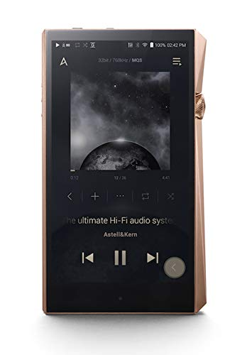 Astell&Kern A&Ultima SP2000 Portable High Resolution Music Player, Copper