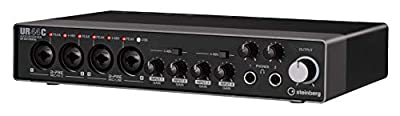 Steinberg Audio Interface (UR44C) from Steinberg