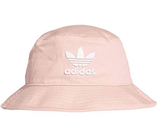 adidas Cappello da pescatore rosa. Taglia unica
