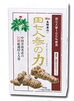 田七人参の力 60g(1.5g×40包)