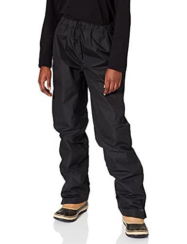 Vaude Fluid Pantalon Femme Noir 34