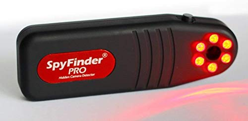 Hidden Camera Finder Detection Tool # 1 for Hotel Rooms Airbnb Travel Safety Privacy Spy Finder Detector