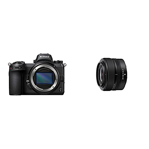 Nikon Z6 Full Frame Mirrorless Camera...