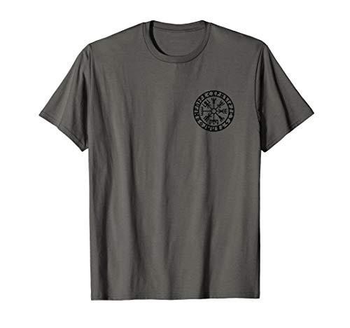 Vegvisir Vikings Norse Protection Odin Thor Celtic T-shirt