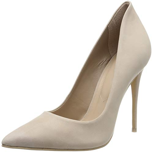 ALDO Cassedy, Zapatos Tacón Mujer, Beige Bone Multi