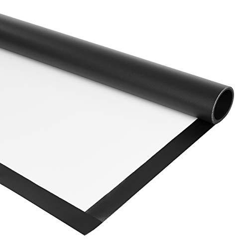 "AmazonBasics DIY Projector Screen Fabric - 110-Inch Screen (96"" X 54""), 16: 9 Aspect Ratio"