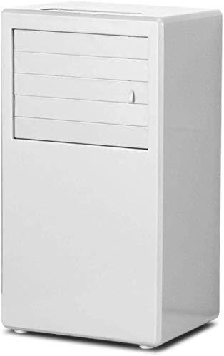 Enfriadores evaporativos Aire acondicionado de escritorio Ventilador, espacio personal Refrigerador de aire Mini mesa de mesa Ventilador de mesa evaporativo Humidificador Purify-Blue 145 * 100 * 242mm