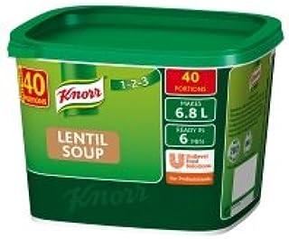 Knorr Sopa de lentejas - 1 x 40 porciones