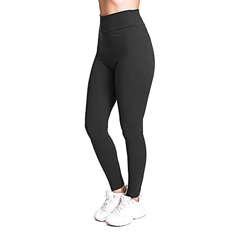 Pantalones de Adelgazantes Mujer Leggins Reductores Adelgazantes Leggings Pantalones de Yoga Tie-Dye Anticeluliticos Cintura Alta Mallas Fitness Push Up para Deporte Mallas Pantalones,Dark gray,XXL