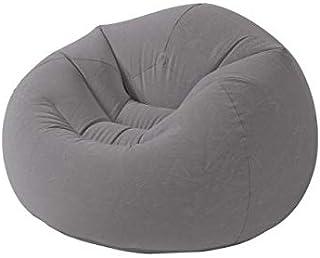 INTEX 68579 Inflatable Beanless Bag Lounger Chair